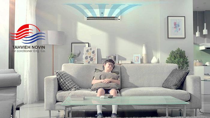 اهمیت سیستم های تهویه هوا